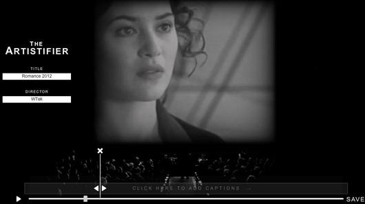 The artistifier peliculas cine mudo