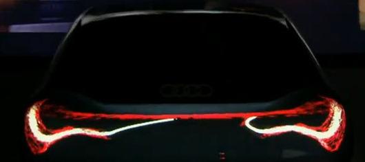 Audi luces OLED