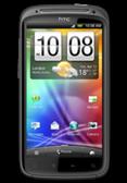 HTC Sensation model