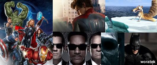 Diez mejores películas del 2012 (videos y fotos)