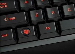 Shortcuts Windows 8 teclado