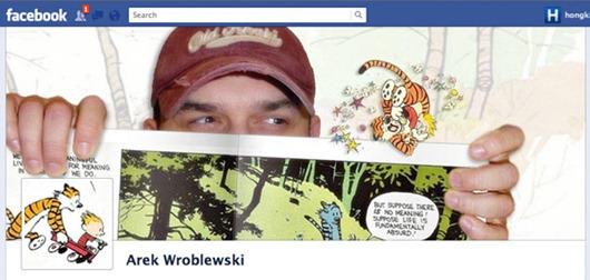 arek-wrobleski portada de Facebook