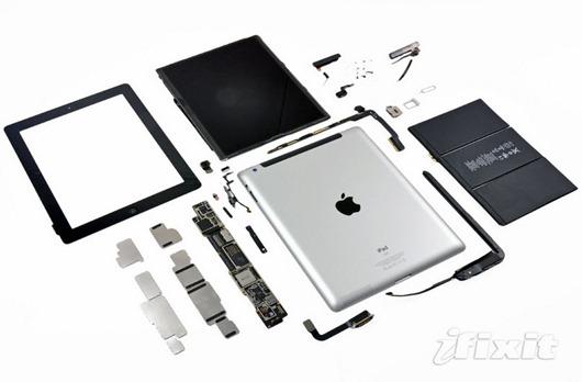 iPad 3 desmontaje 0