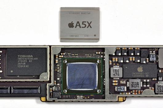 iPad 3 desmontaje 6