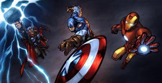 Avengers-atacan