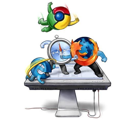 Guerra de navegadores 3