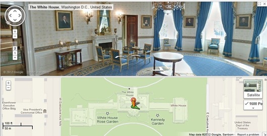 The White House virtual