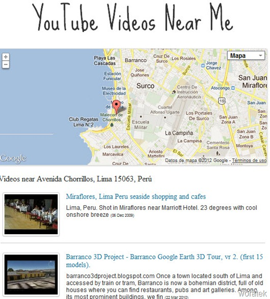 Videos cerca de mí