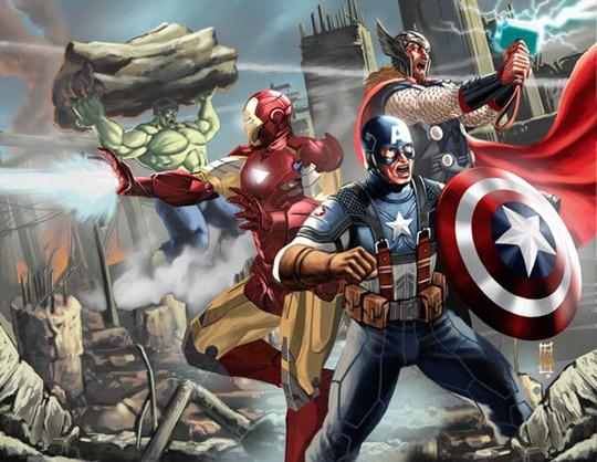 avengers-luchando