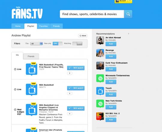 Fans.tv