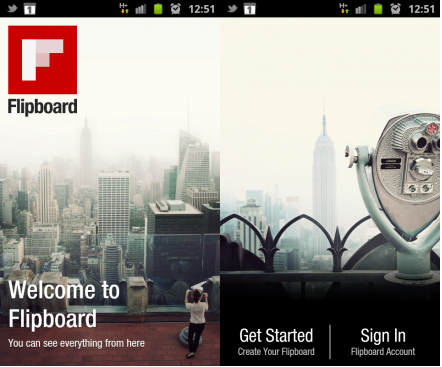 Fipboard for Android