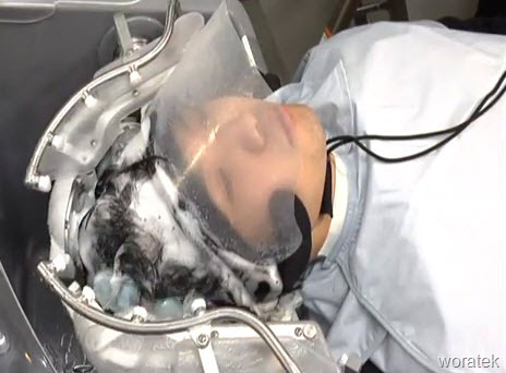 Head Care Robot de Panasonic