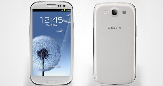 Características Samsung Galaxy S III (S3) oficiales [videos y fotos]