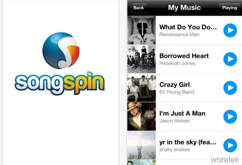 Songspin.FM 2