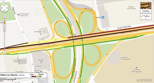 20-06-2012 Google Maps Trafico 4