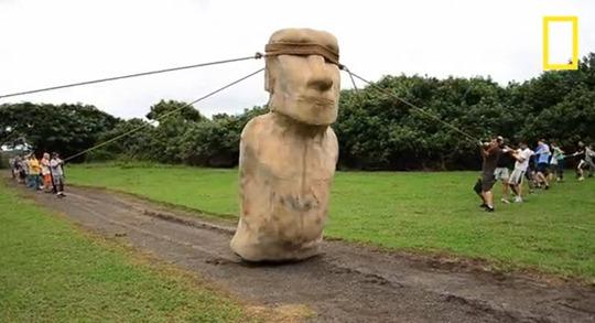 26-06-2012 moáis en la isla de pascua