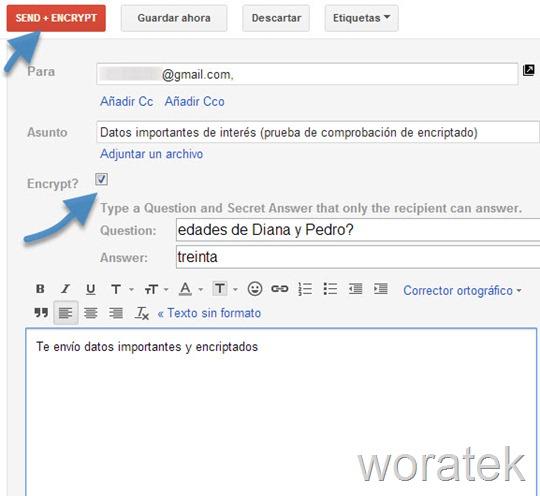 30-10-2012 Encriptado Gmail