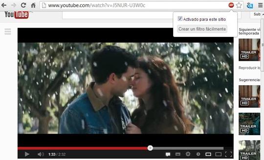 29-12-2012 bloquear anuncios youtube
