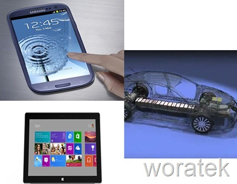 top 10  tecnologia 2012