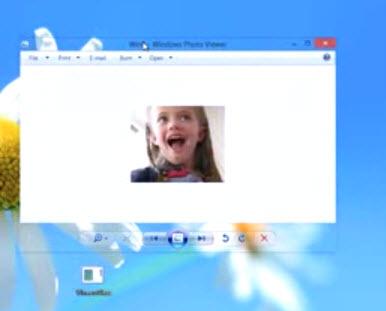 Ventanas transparentes (Aero Glass) en Windows 8