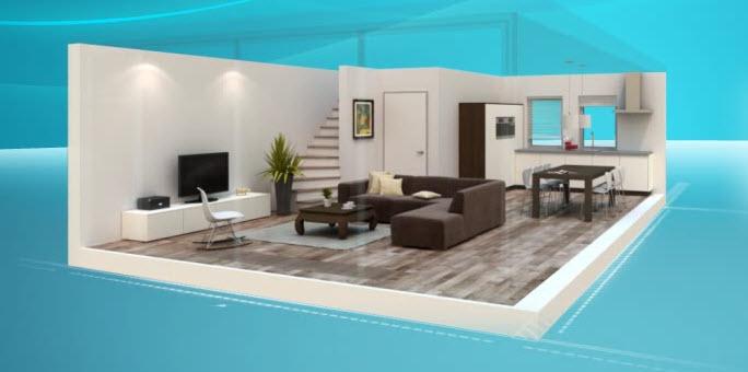 Arquitectura y dise o de casas en woratek - Disenos interiores de casas ...