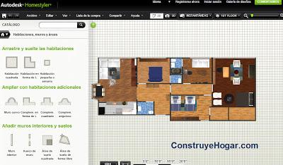 Como diseñar planos de una casa