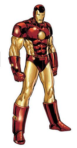 Trajes de Iron Man-  09 Mark 2