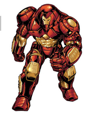 Trajes de Iron Man-  Modelo 14