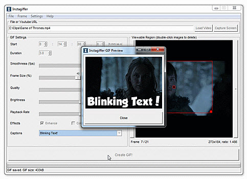 software para hacer Gifs animados