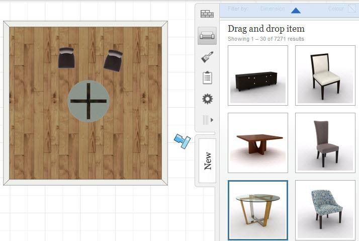 Aplicaciones online para hacer planos de casas la lista for Hacer casas en 3d online