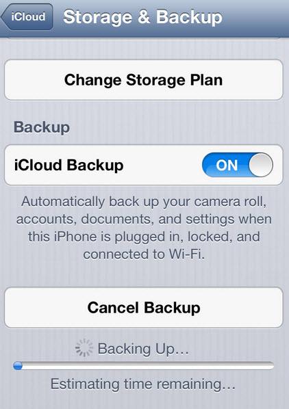 Actualizar a iOS7 iphone ipad con copia de seguridad