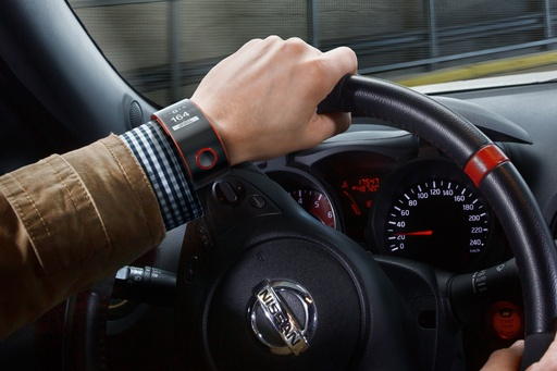 Nissan Nismo smartwatch, reloj inteligente de Nissan