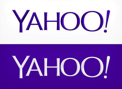 Nuebo logo de Yahoo! 2013