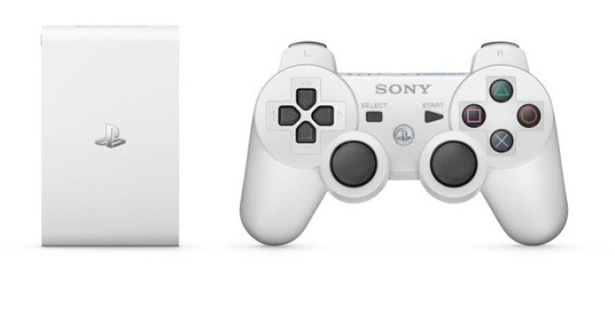 PlayStation Vita Tv con controles PS