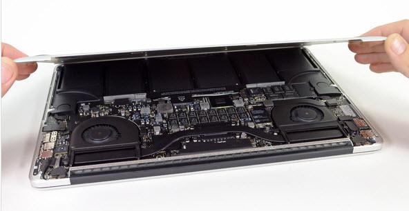 Reparación y servicio técnico de laptop