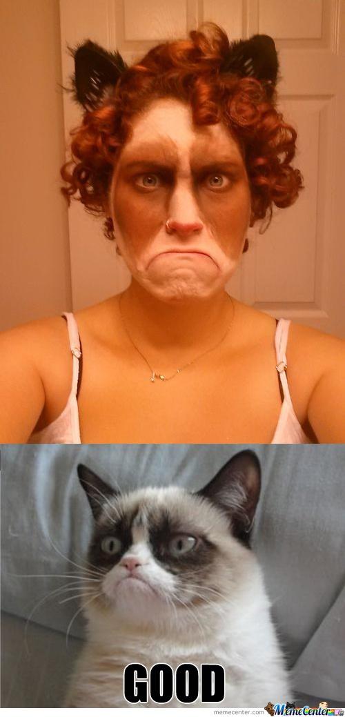 Disfraz de gato para Halloween