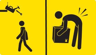 10 tips para estar más seguro en el centro de trabajo