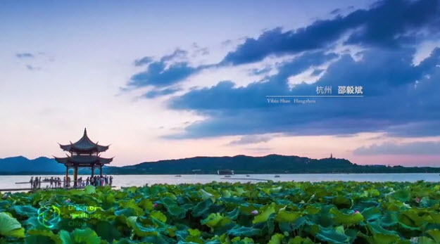 Conoce China en un video Timelapse