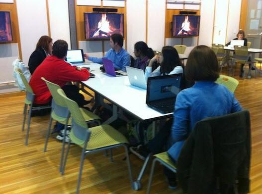 Como estudiar en linea usando bibliotecas y aplicaciones para destacar en clases