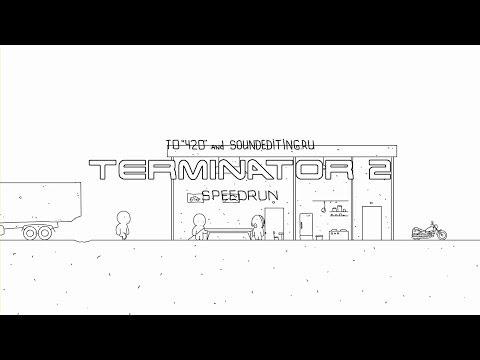 Ver Terminator 2 el juicio final en video animado de 60 segundos