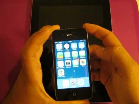 iOS 7 con problemas de seguridad en bloqueo de pantalla