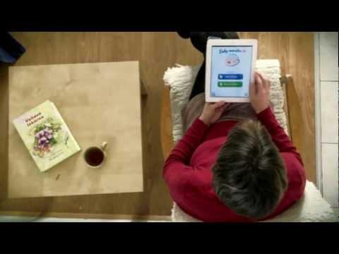 Convierte a tu iPad en un monitor para bebes
