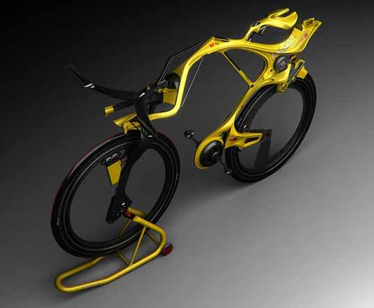 Modelos de bicicleta sin cadenas