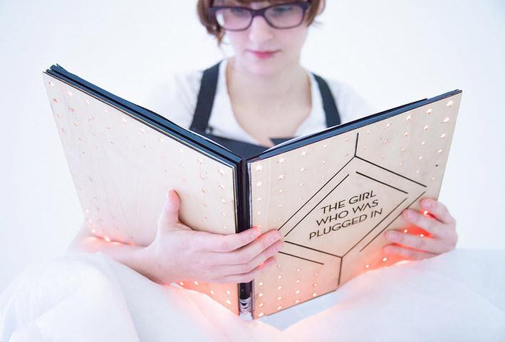 Experimentar sensaciones con libros MIT