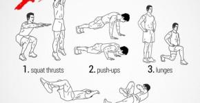 Rutina de ejercicios de 300