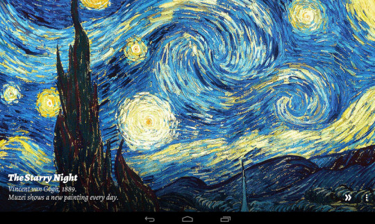 Wallpapers / Fondos de pantalla artísticos para Android con aplicación